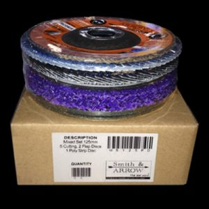 Mixed Abrasive Pack